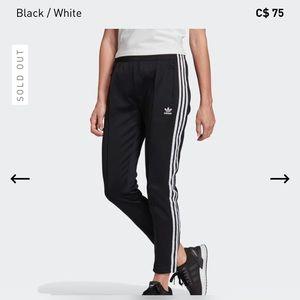 adidas Originals Superstar Track Pant. Size US S